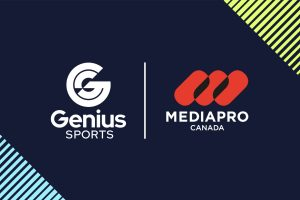 Genius Sports has an ongoing official data agreement with Canadian Soccer Business.
