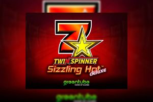 Greentube has introduced its new slot Twin Spinner Sizzling Hot™ deluxe.