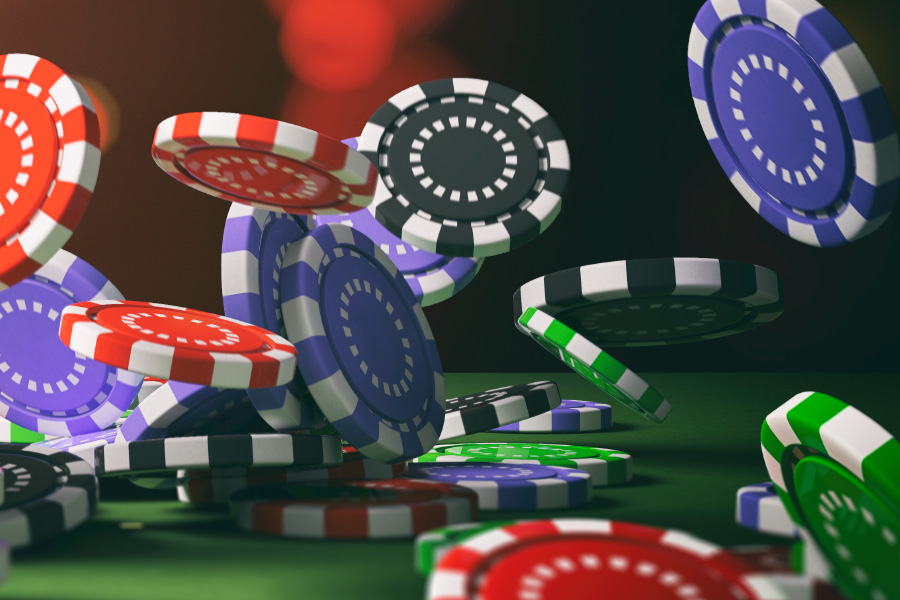 Casinos reported $1.1bn in revenue for the first five months of 2021.