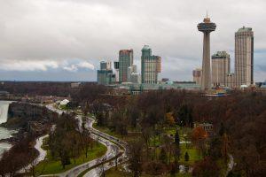 Niagara Falls casinos will operate at 50 per cent capacity.