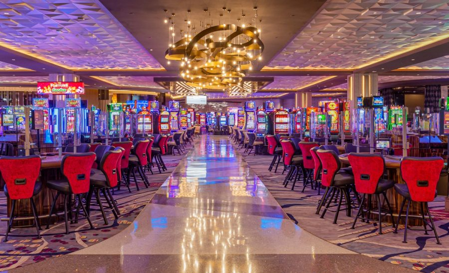 San Manuel Casino opens new gaming space