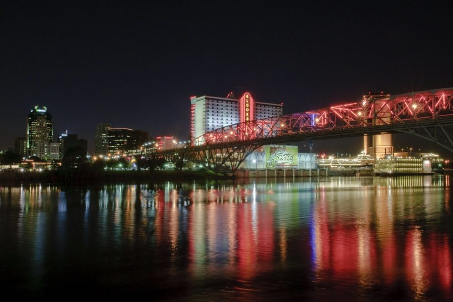 Smoking will be banned at Shreveport casinos from August 1.