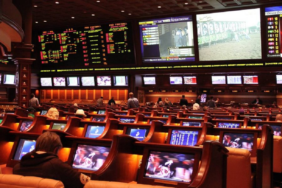 Massachusetts' House of Representatives passed the sports betting bill in a 156-3 vote.