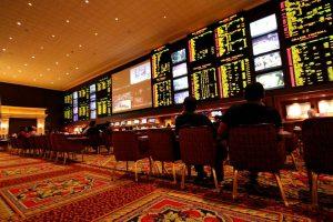 Illinois' sports betting handle passed $500m again.