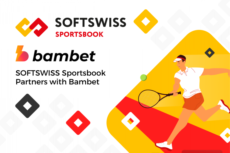 SOFTSWISS Sportsbook launches with Bambet