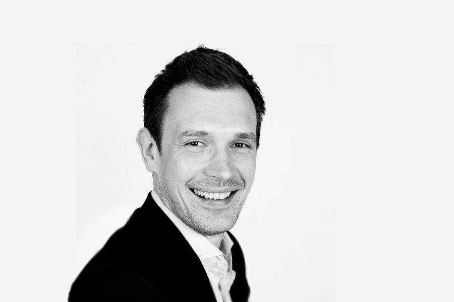 Stuart Hunter, Managing Director of Clarion Gaming.