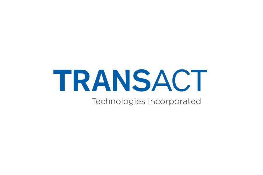 TransAct is displaying its printers at NIGA 2021, in Las Vegas.