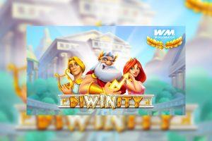 WorldMatch presents its latest slot game: DiWINity