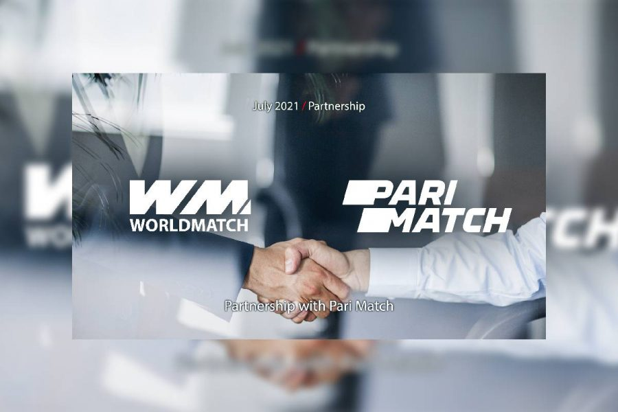 WorldMatch has signed a partnership with global betting and technology brand Parimatch.