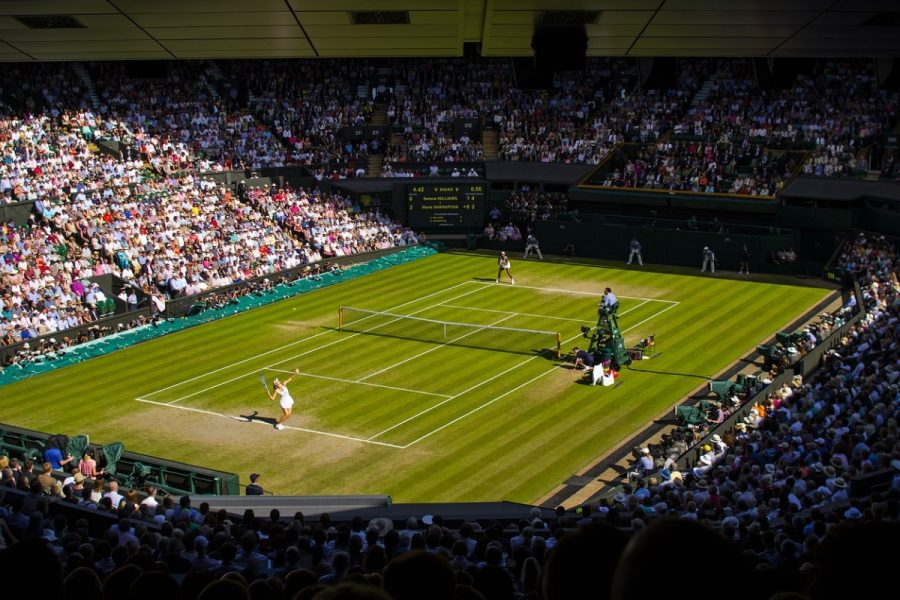 The ITIA is investigating two Wimbledon matches.