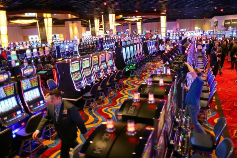 Great Canadian has opened Pickering Casino Resort.