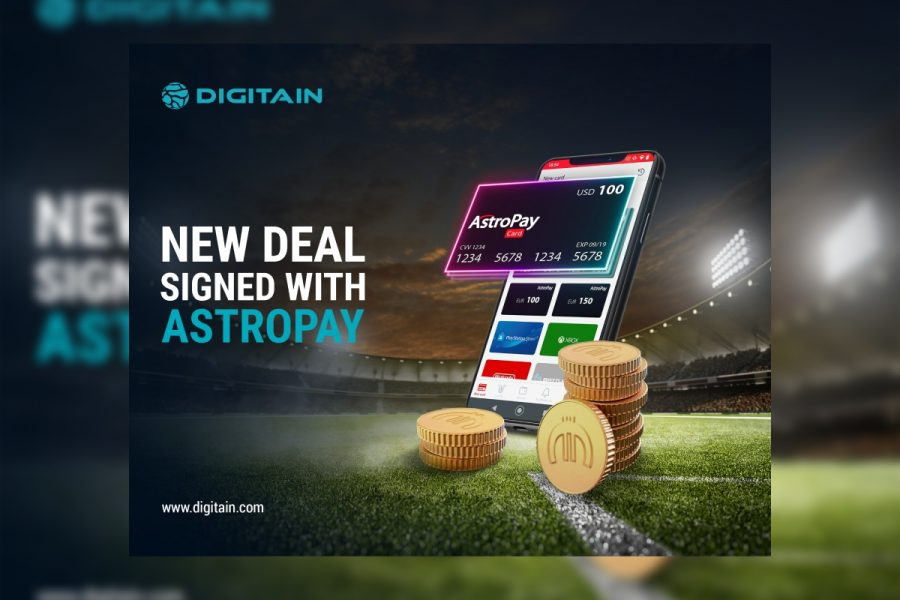 Digitain partners with AstroPay.