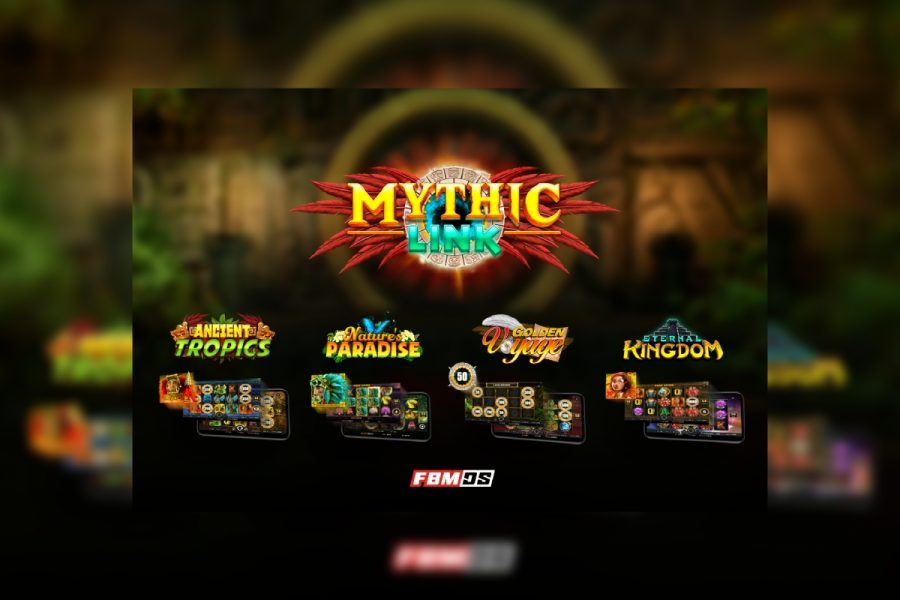 FBMDS launches the Mythic Link slots in Mexico