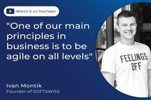 Ivan Montik, SOFTSWISS