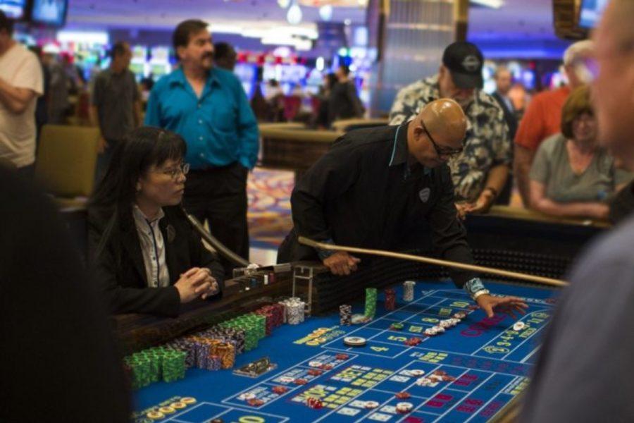 Land-based casinos drove Pennsylvania gaming revenue to record figures.