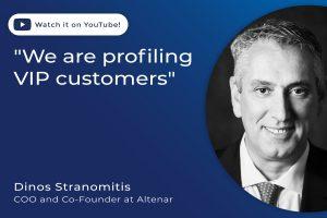 Altenar co-founder and COO Dino Stranomitis.