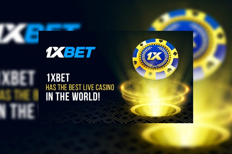 1xBet won in the Live Casino of the Year category at the International Gaming Awards.