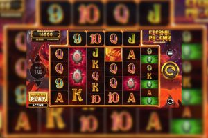 Blueprint Gaming has unveiled its latest slot Eternal Phoenix Megaways™ that includes the popular Power Play mode.