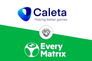 Caleta's games now live at EveryMatrix