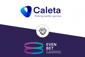 EvenBet Gaming and Caleta Gaming sign new partnership deal