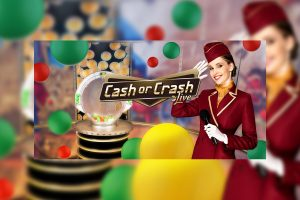 Cash or Crash it is the most generous game players have ever seen online.