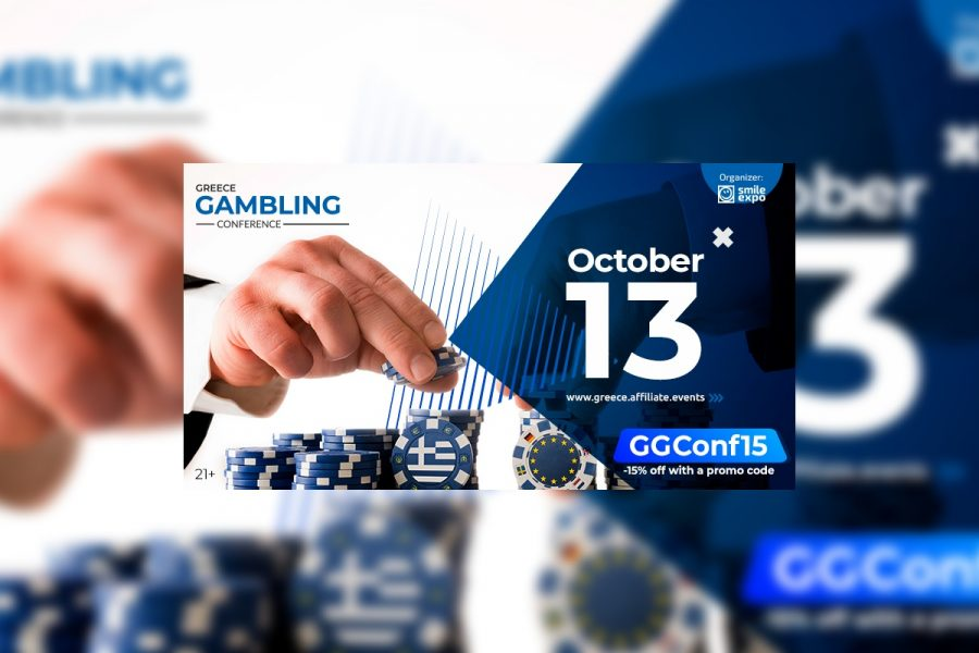 Join Greece Gambling Conference 2021 and learn from the leading professionals