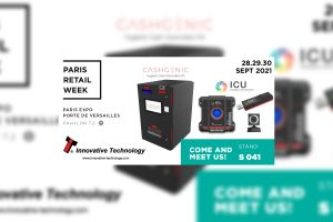 Innovative Technology are preparing to showcase their latest innovations at the 7th edition of Paris Retail Week on 28-30 September 2021.