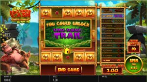 King Kong Cash returns with Blueprint Gaming's Prize Lines mechanic