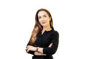 Nadia Popova, VP Sales & Marketing at EGT