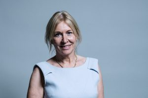 Nadine Dorries has replaced Oliver Dowden at the DCMS.