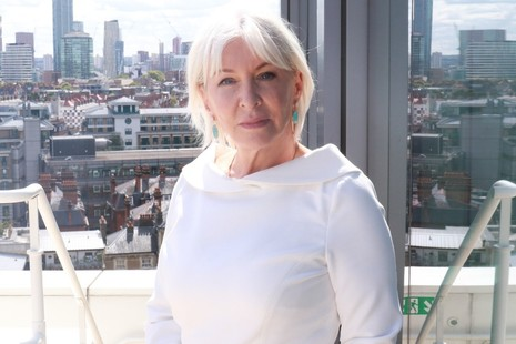 Nadine Dorries takes the helm at the DCMS.