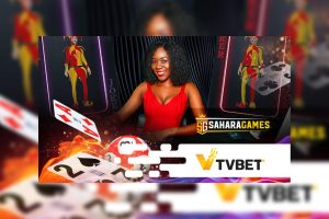 TVBET continues to expant in Africa through a partnership with Sahara Games.