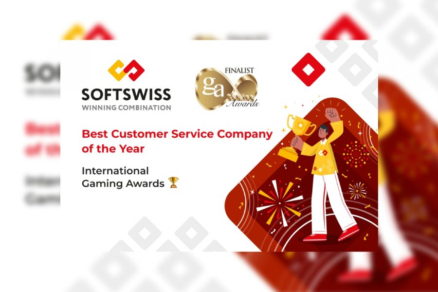 SOFTSWISS was awarded Best Customer Service Company of the Year at the IGA held in London.