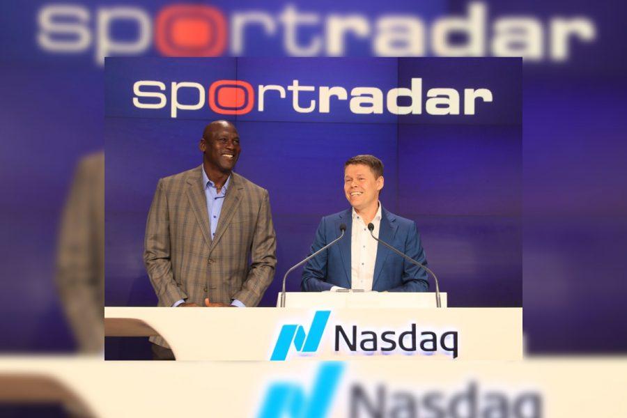 Michael Jordan assumes Advisory Role with Sportradar