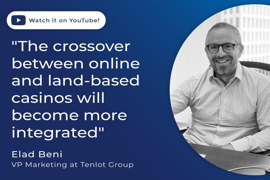 Elad Beni, VP marketing at Tenlot Group.