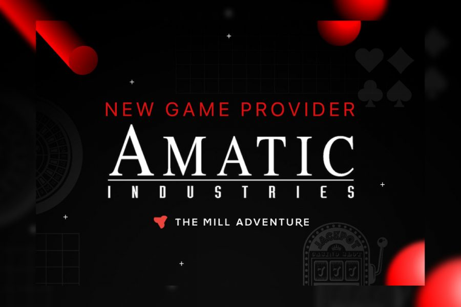 AMATIC Industries has been operating in the casino and gaming industry for more than 25 years.