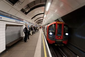 London will remove all gambling ads from public transport.