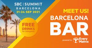 EveryMatrix to attend SBC Barcelona