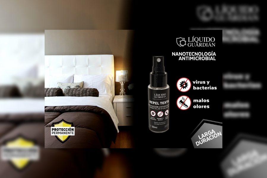 Liquido Guardian, antimicrobial nanotechnology