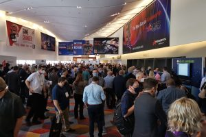 G2E 2021 saw a strong turnout on its opening day.