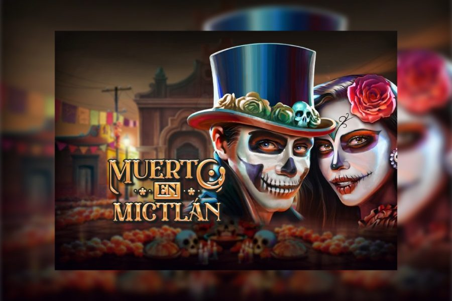 Play'n GO introduces a new slot for The Day of the Dead festival